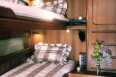 Yacht CAMPAI -  Twin Cabin